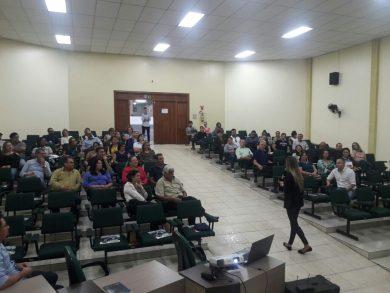 Ernestina participa do Seminário de Capacitação do Turismo