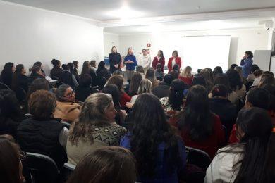 FORMAÇÃO PEDAGÓGICA DOS PROFESSORES DE ERNESTINA E TIO HUGO