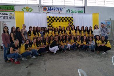 Equipe da SMECDT e professores da rede municipal participam de formação em Coxilha