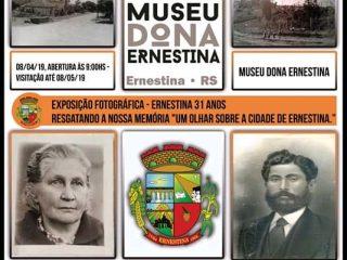 Participe da exposição fotográfica do Museu D. Ernestina