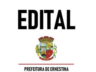 Edital Nº 016/2019