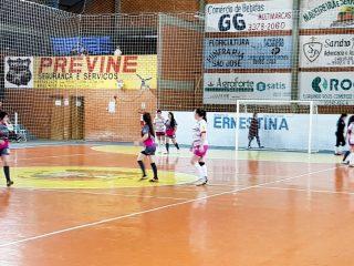 74 gols em 8 jogos: goleadas no fim de semana no Futsal