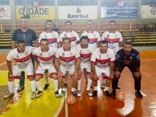 Baixada e São Paulo finalistas do Municipal de Futsal pelos Veteranos