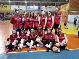 Campeonato de Voleibol chega às semifinais