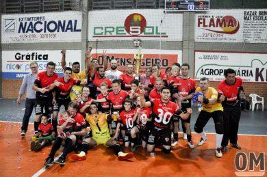 Nativos vence o Municipal de Futsal na categoria Masculino Livre