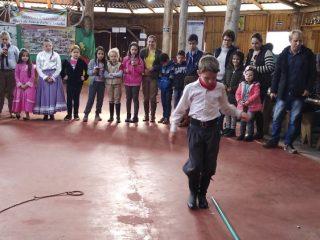 Gincana Farroupilha e atividades cívicas marcam Setembro nas escolas de Ernestina