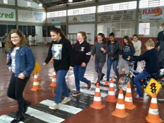 Iniciativa sensibiliza estudantes para a educação no trânsito