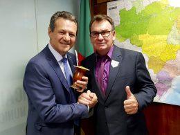 Prefeito Nico confirma novos investimentos para a Agricultura de Ernestina