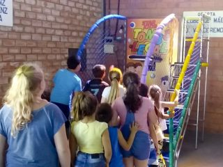 Programação celebra crianças, professores e funcionários públicos na Escola Osvaldo Cruz