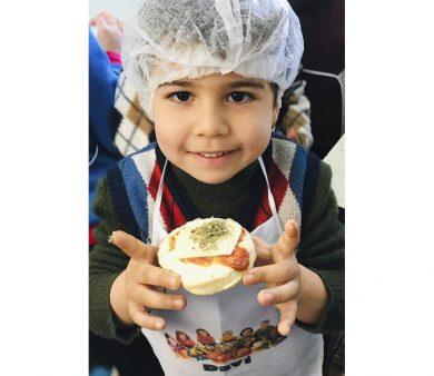 Alimentação saudável é incluída na merenda escolar das crianças