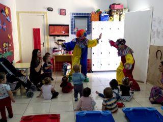 Semana da Criança na EMEI Dr. Orlando Rojas