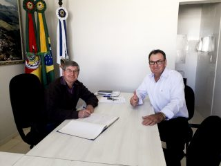 Vice Arno assume Executivo durante viagem do prefeito a Brasília