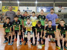 Ernestina na final da Copa Regional de Futsal – Categorias de Base