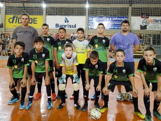 Ernestina na final da Copa Regional de Futsal – Categorias de Base