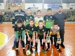 Gurizada entra em campo hoje pela semifinal da Copa Regional de Futsal