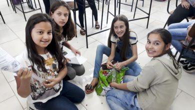 Projeto envolve estudantes do 5º ano da Escola Educarte