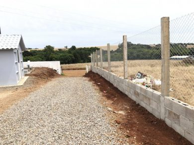 Cemitério Municipal fica na localidade de Posse Barão