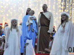 7º Natal Cristão e Natal Show Acipae enaltecem espírito natalino