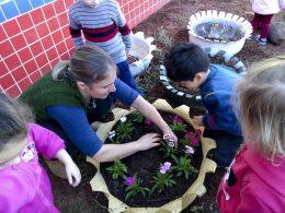 Projeto leva famílias para dentro da sala de aula