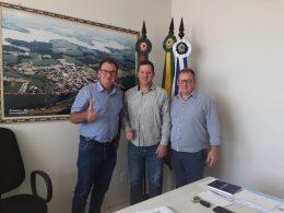 Administração Municipal e Sine projetam parcerias em 2020