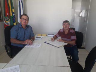 Arno da Silva assume Executivo como prefeito em exercício