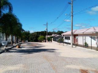 Pavimentação da Rua João Gonçalves da Silva entra na reta final