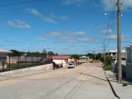 Prefeitura conclui pavimentação da Rua Amaro Bello de Carvalho