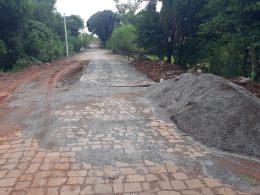 Ruas urbanas seguem recebendo melhorias