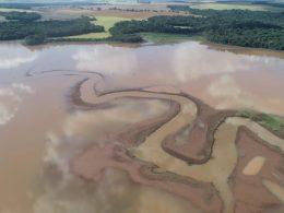 Ernestina liga alerta para falta de água para consumo humano