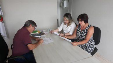 Prefeito em exercício, Arno da Silva assinou o projeto de engenharia da obra