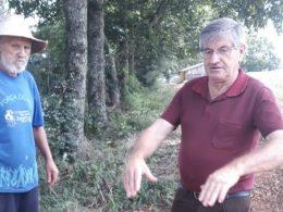 Prefeito em exercício, Arno da Silva ouve demanda das famílias no interior