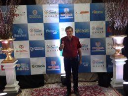Prefeito em exercício, Arno da Silva participa de reunião da Ampla e abertura da 5ª Expo Gentil