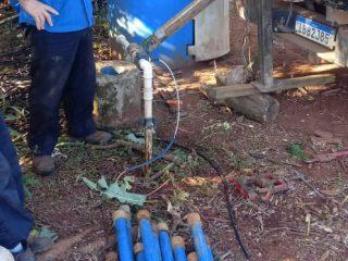 Ernestina corre risco de racionamento de água