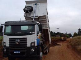 Estrada do Capão do Valo a Encruzilhada Muller recebe melhorias