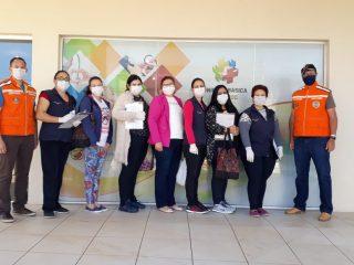 Força tarefa contra a dengue visita 858 imóveis em Ernestina