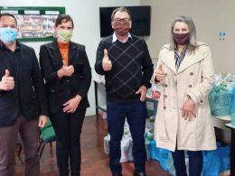 Assistência Social entregará 300 kits de higiene e limpeza às famílias ernestinenses