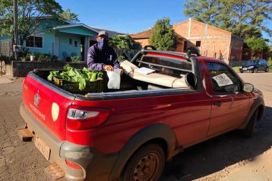 Feira Virtual da Emater incentiva agricultura familiar ernestinense