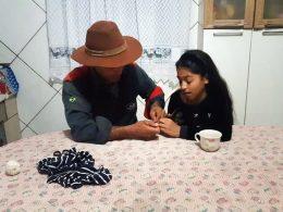 Famílias aprovam dinâmica do ensino a distância adotada na Educação em Ernestina
