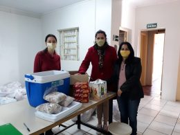 Iniciativa busca manter segurança alimentar e nutricional nas escolas e Cras
