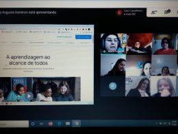 Professores ernestinenses recebem formação sobre o uso da tecnologia na Educação