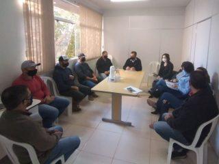 Com FPM menor, prefeito Nico debate novas medidas de contenção de gastos em Ernestina