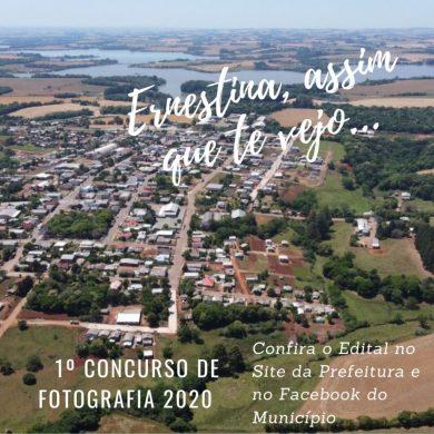 Ernestina lança Concurso Fotográfico