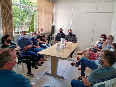 Poder Executivo reúne secretariado municipal