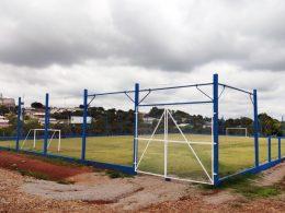 Novo Campo Municipal de Futebol 7 incentiva esporte em Ernestina