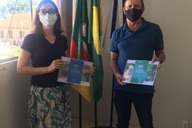 Emater/Ascar entrega relatório ao Prefeito Renato