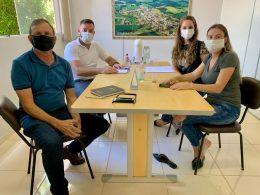 Secretaria da Saúde de Espumoso estuda parceria com o município de Ernestina