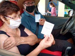 Secretaria Municipal de Saúde divulga balanço da vacinação contra Covid-19