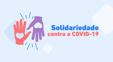 Solidariedade às famílias das vítimas da Covid-19