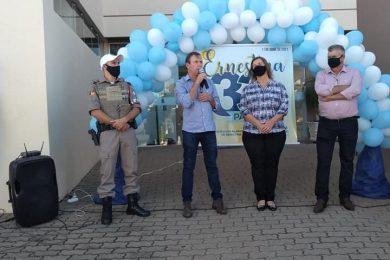 Prefeitura celebra aniversário de 33 anos do município de Ernestina