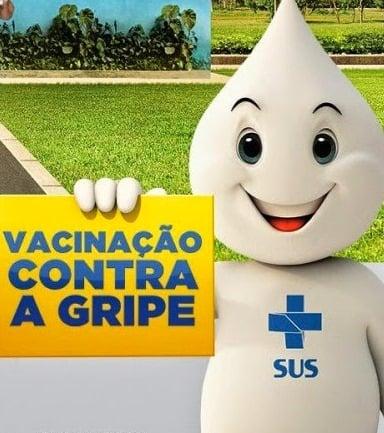 Campanha de vacinação contra a Influenza começou em 12 de abril